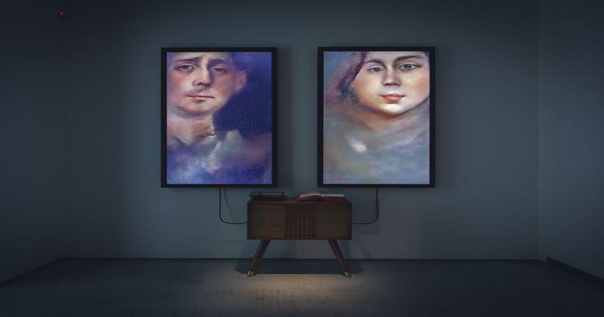 Intelligenza Artificiale e Arte: Memories of Passersby by artist Mario Klingemann. Source- Sotheby's