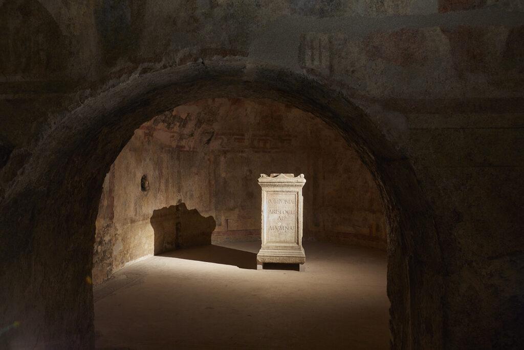 sotterranei di Verona