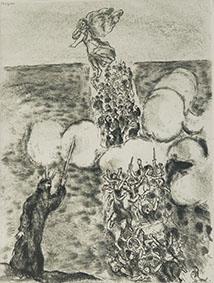 La Bibbia. Chagall