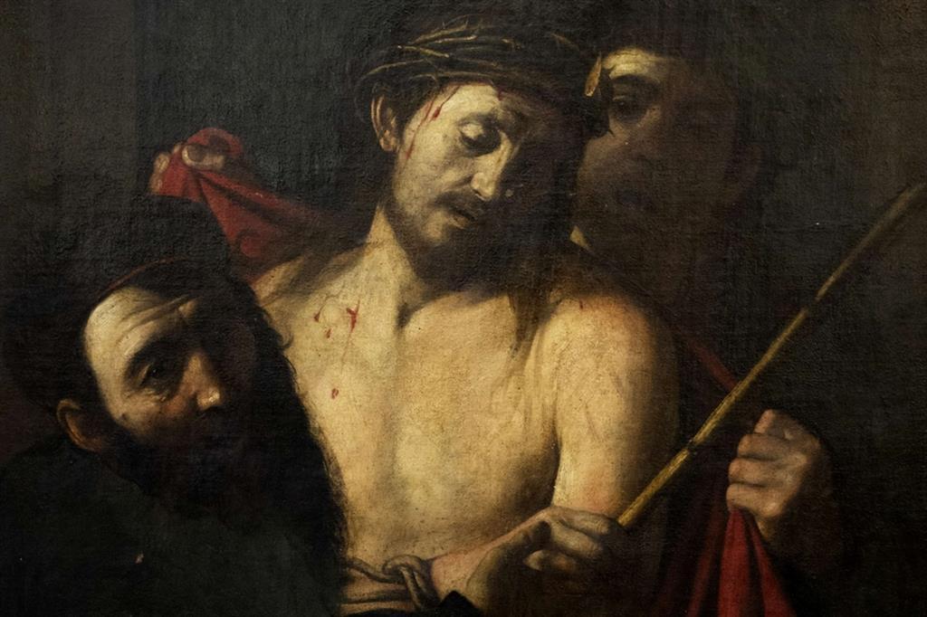 Ecce Homo Caravaggio Madrid
