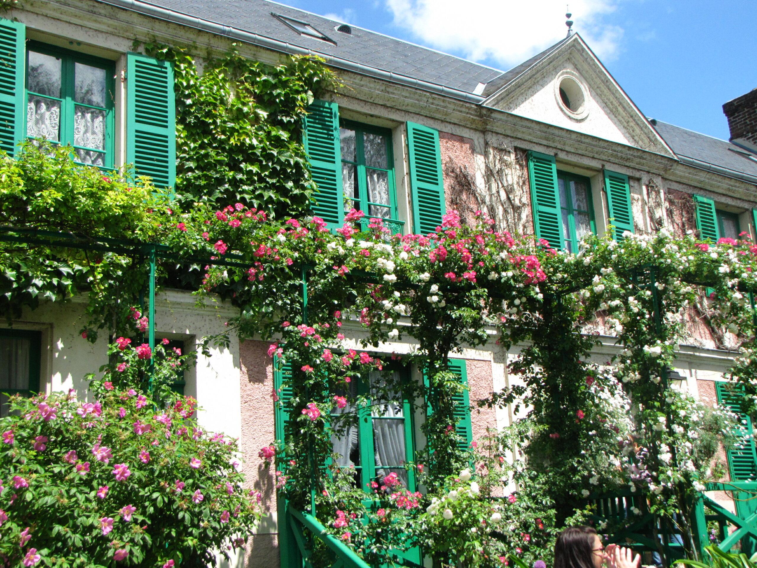 Casa di Monet a Giverny