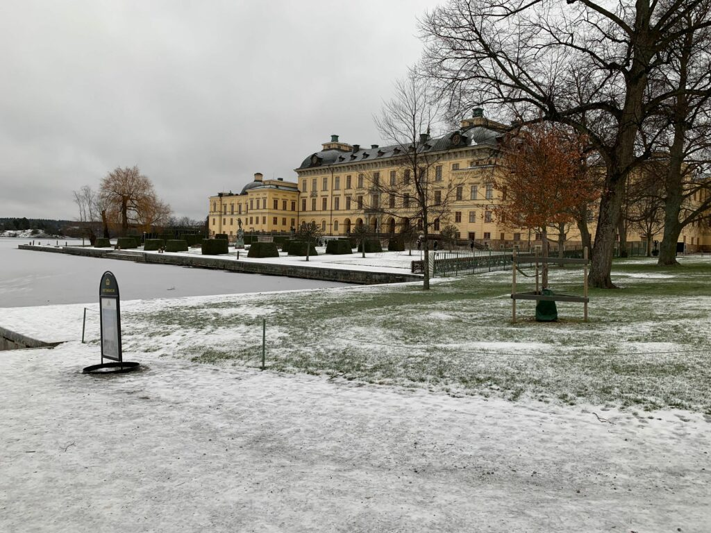 Castello di Drottningholm Svezia