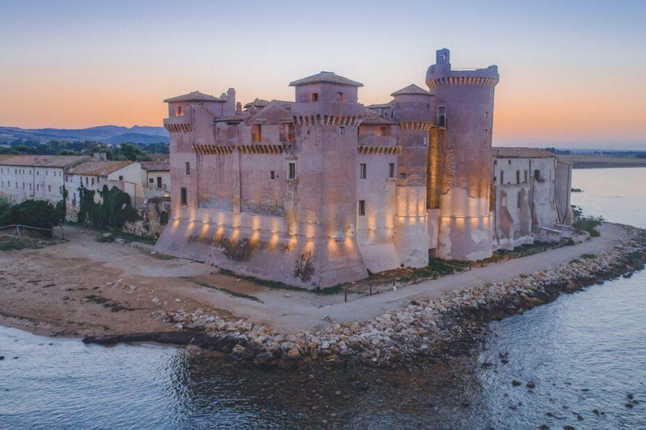 Castello di Santa Severa - Santa Marinella Roma