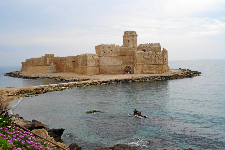Castello Aragonese Le Castella