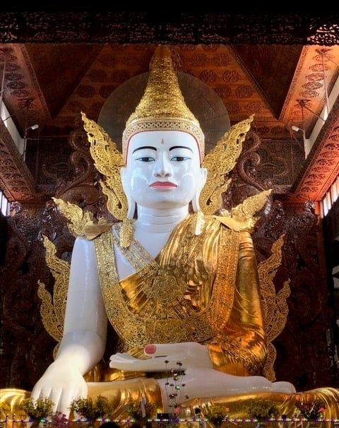 Yangon NGA HTAT GYI PAYA