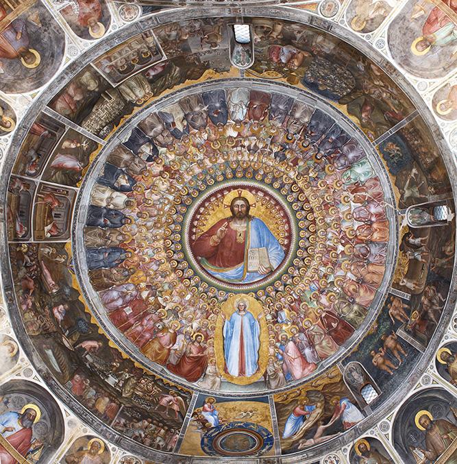 Battistero della Cattedrale - Gabinetto fotografico Comune di Padova