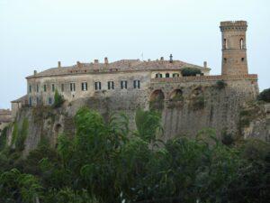 Caccuri, Castello