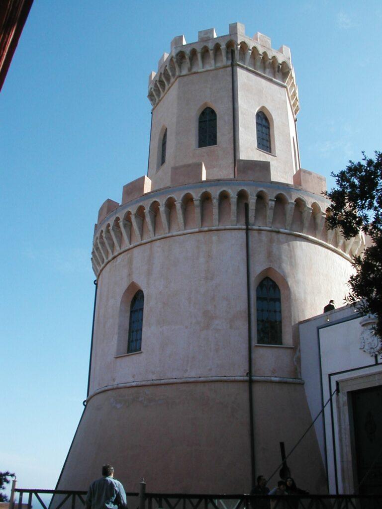Castello ducale di Corigliano - La Torre Mastio