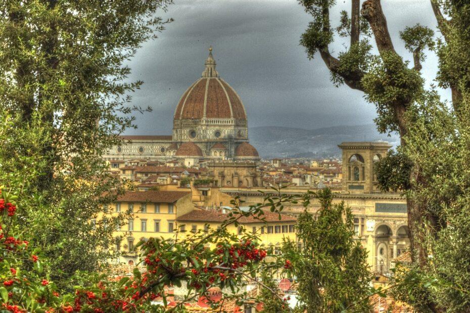 firenze brunelleschi cupola