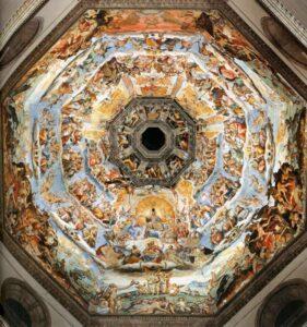 Il Giudizio Universale di Vasari e Zuccari