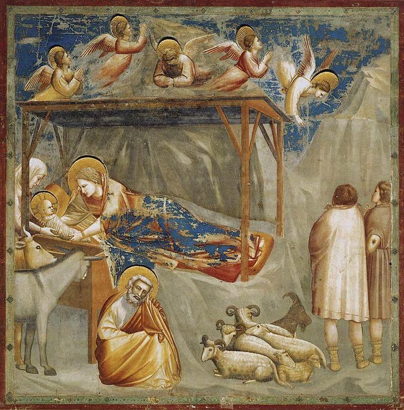 Natività di Gesù - Cappella degli Scrovegni