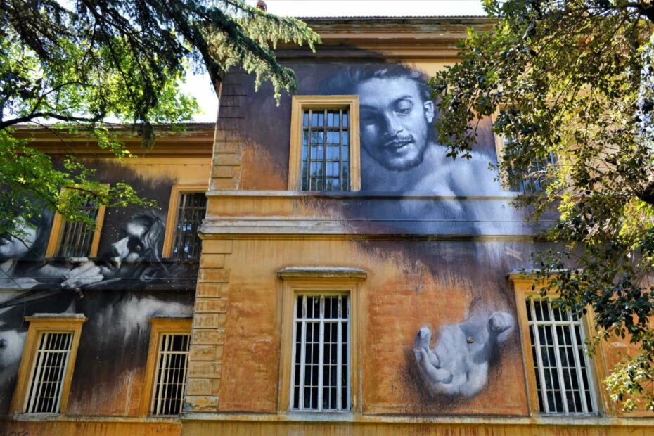 Santa Maria della Pietà - Street Art