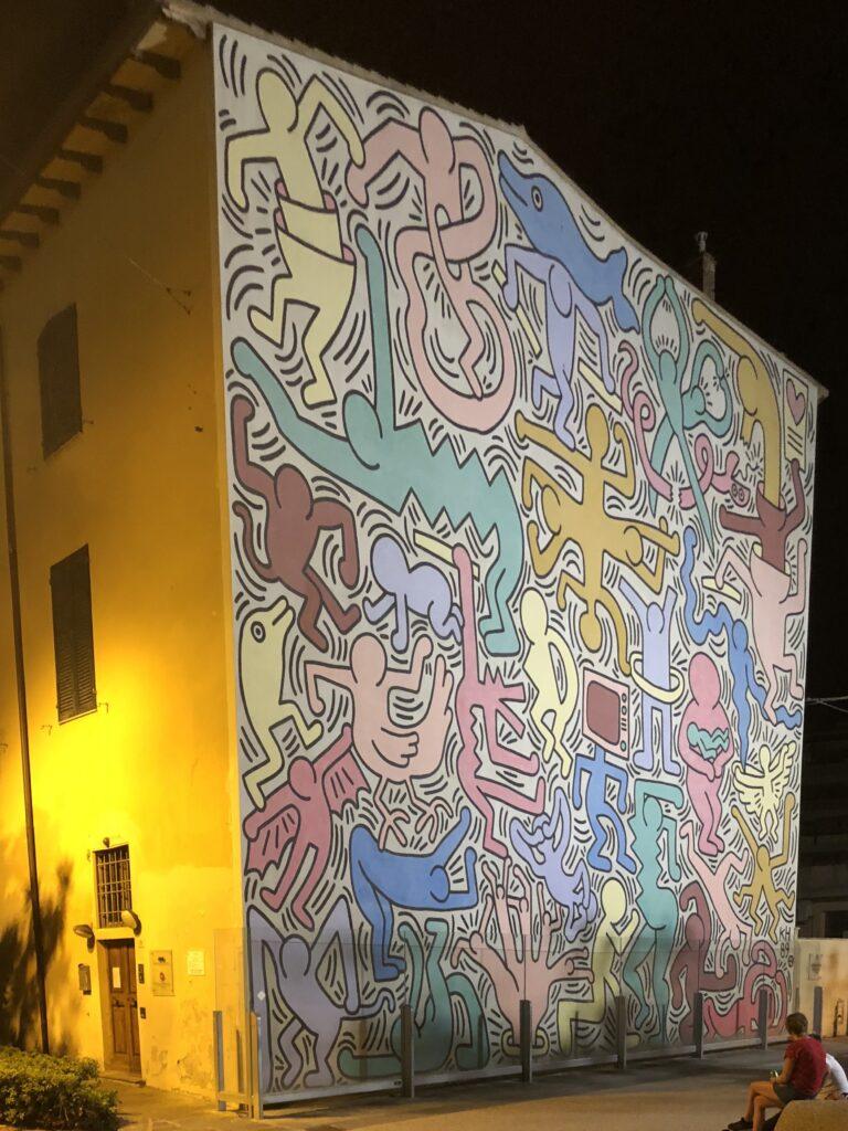 Tuttomondo - Pisa (fotografia di Sergio Fanara)