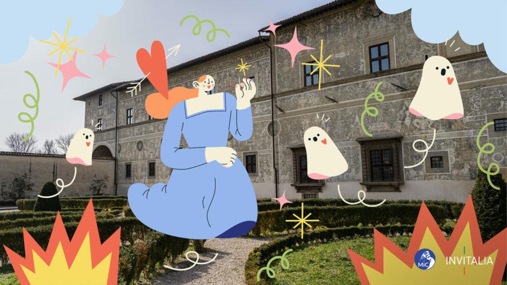 Città di Castello (PG) - Illustrazione di Silvia Reginato