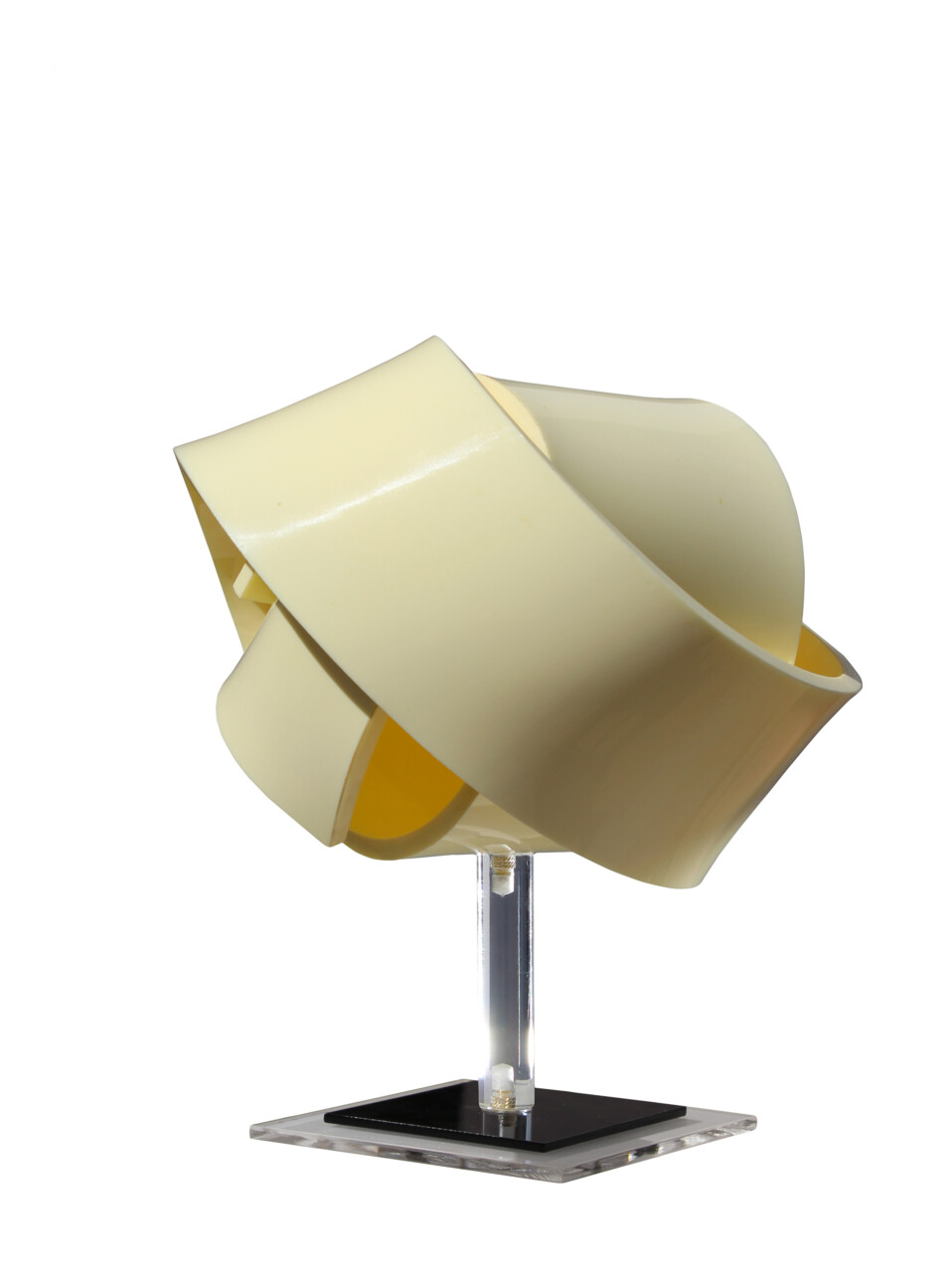 Franco Paletta scultura in plexiglass