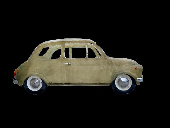 Marco Raffaele Fiat 500